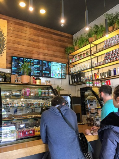 Sharikava: coffee shop chain all over Zhytomyr