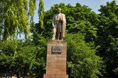 Taras Shevchenko, a highly influential poet from the 19th century